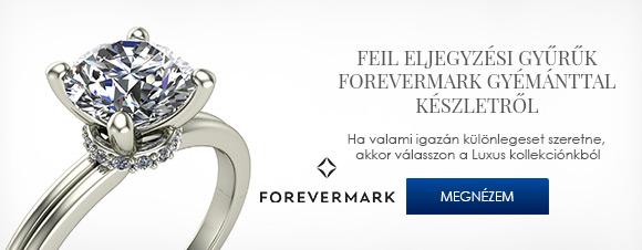 Forevermark gyémánttal foglalt FEIL eljegyzési gyűrűk készletről
