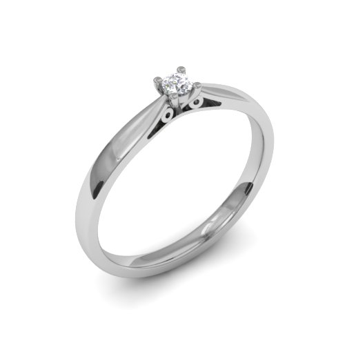 FEIL arany eljegyzési gyűrű EGY-439-SW