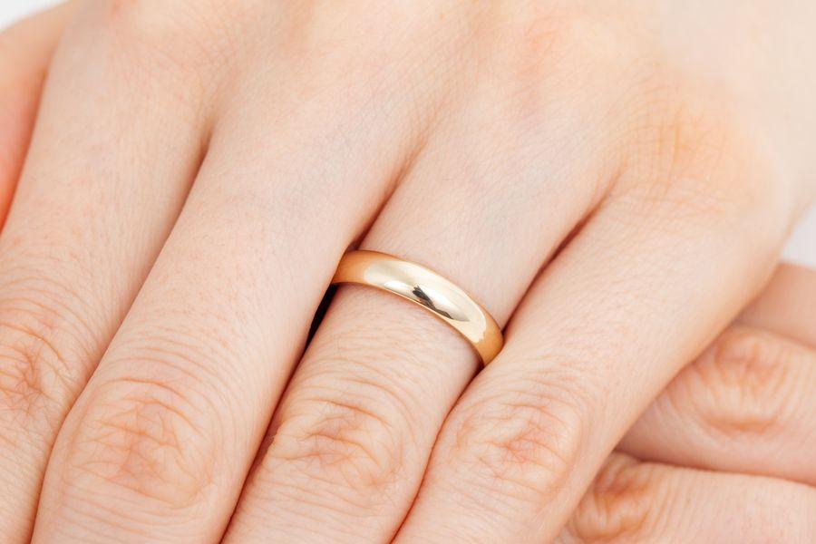 FEIL arany karikagyűrű WSAu-178 2