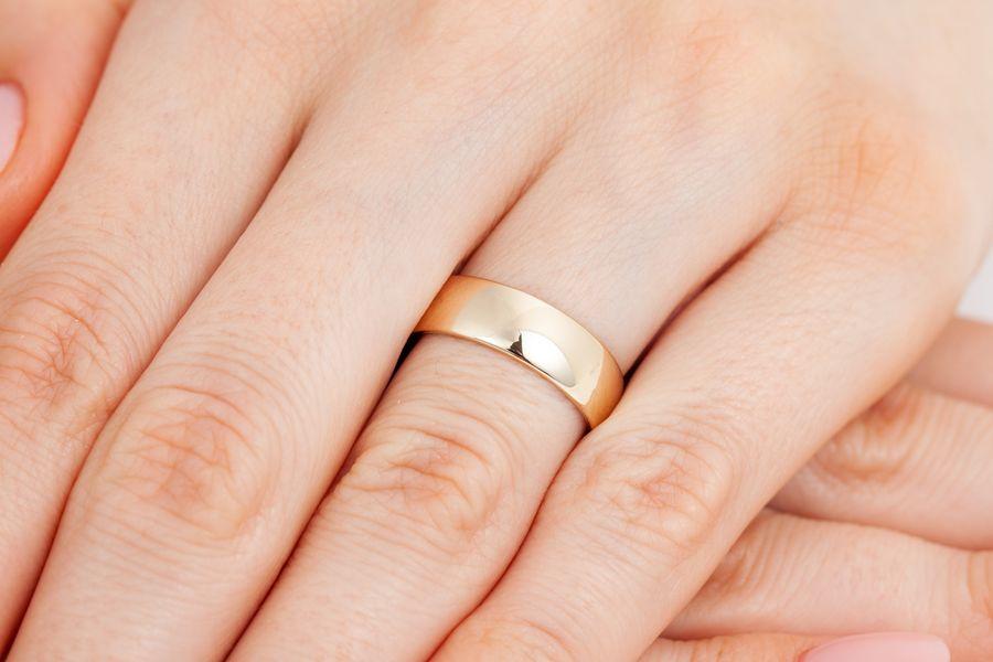 FEIL arany karikagyűrű WSAu-43 2