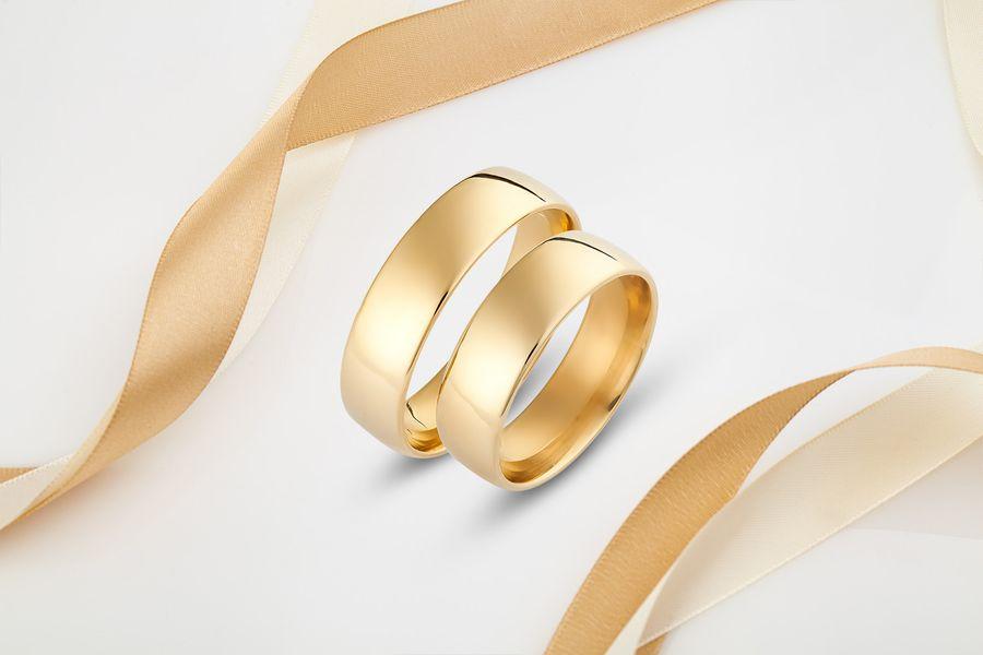 FEIL arany karikagyűrű WSAu-43 4