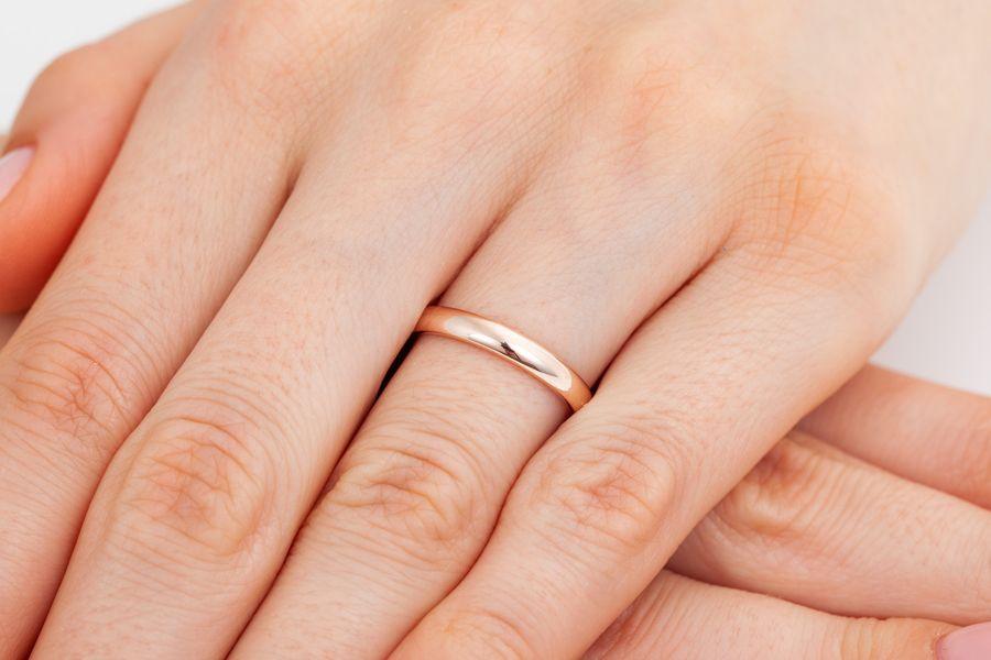 FEIL arany karikagyűrű WVAu-9 2