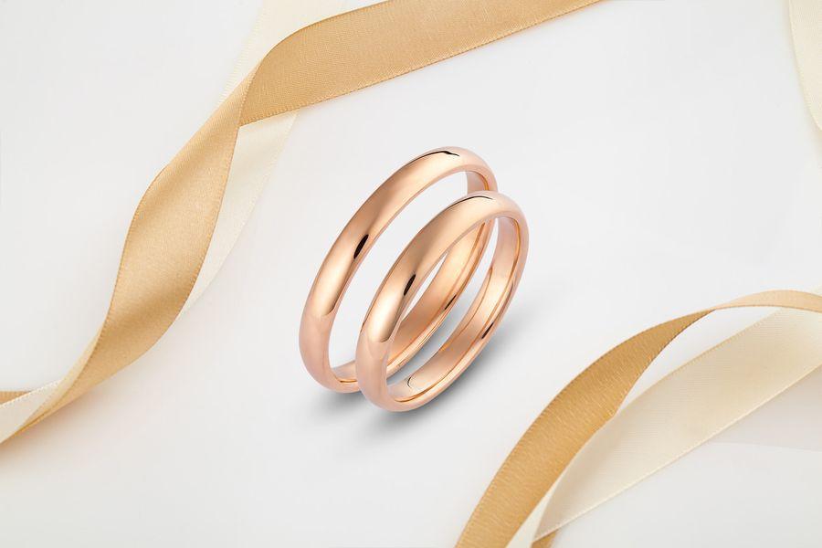 FEIL arany karikagyűrű WVAu-9 4