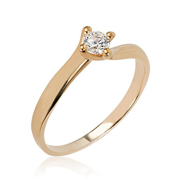 FEIL arany eljegyzési gyűrű WEVAu-1000-SW